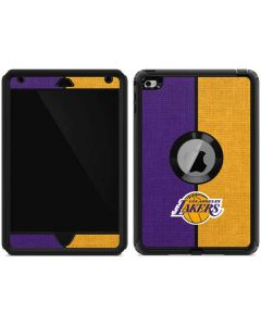 Los Angeles Lakers Canvas Otterbox Defender iPad Skin