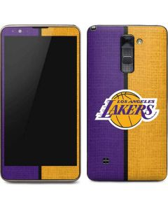 Los Angeles Lakers Canvas Stylo 2 Skin