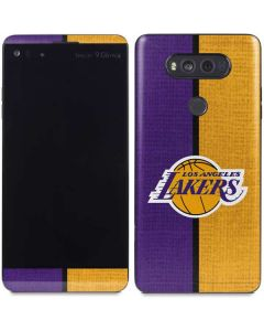 Los Angeles Lakers Canvas V20 Skin