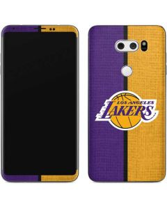 Los Angeles Lakers Canvas V30 Skin