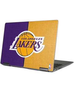 Los Angeles Lakers Canvas Yoga 710 14in Skin