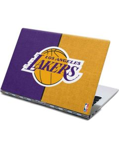 Los Angeles Lakers Canvas Yoga 910 2-in-1 14in Touch-Screen Skin