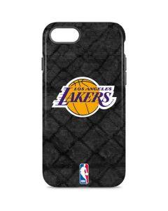 Los Angeles Lakers Dark Rust iPhone 7 Pro Case