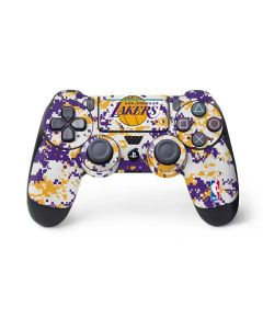 Los Angeles Lakers Digi Camo PS4 Pro/Slim Controller Skin