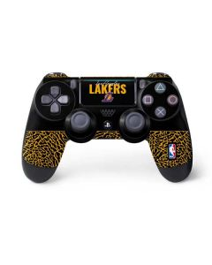 Los Angeles Lakers Elephant Print PS4 Pro/Slim Controller Skin