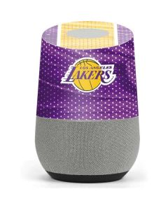 Los Angeles Lakers Home Jersey Google Home Skin