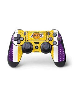 Los Angeles Lakers Home Jersey PS4 Pro/Slim Controller Skin