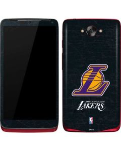 Los Angeles Lakers Secondary Logo Motorola Droid Skin