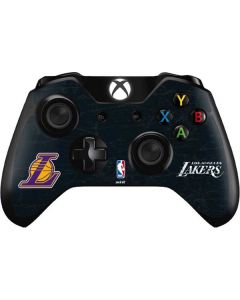 Los Angeles Lakers Secondary Logo Xbox One Controller Skin