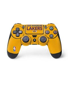 Los Angeles Lakers Standard - Gold PS4 Pro/Slim Controller Skin
