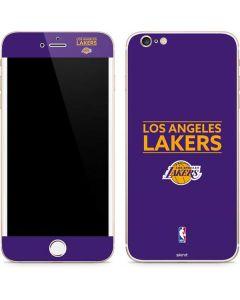 Los Angeles Lakers Standard - Purple iPhone 6/6s Plus Skin