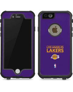 Los Angeles Lakers Standard - Purple iPhone 6/6s Waterproof Case