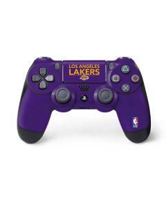 Los Angeles Lakers Standard - Purple PS4 Controller Skin