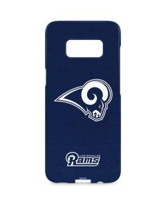 Los Angeles Rams Distressed Galaxy S8 Plus Lite Case