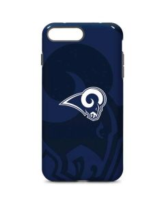 Los Angeles Rams Double Vision iPhone 7 Plus Pro Case