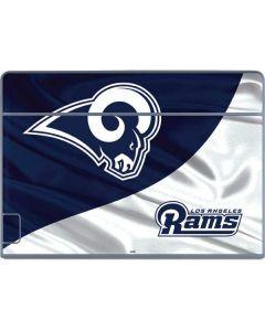 Los Angeles Rams Flag Galaxy Book Keyboard Folio 12in Skin