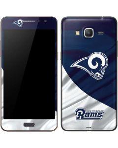 Los Angeles Rams Flag Galaxy Grand Prime Skin
