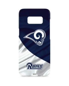 Los Angeles Rams Flag Galaxy S8 Plus Lite Case