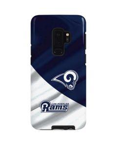 Los Angeles Rams Flag Galaxy S9 Plus Pro Case
