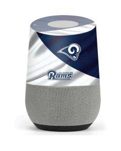 Los Angeles Rams Flag Google Home Skin