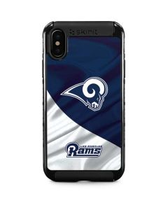 Los Angeles Rams Flag iPhone X Cargo Case