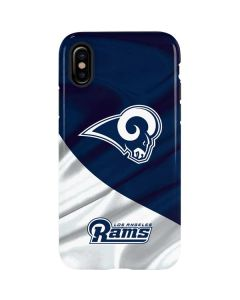Los Angeles Rams Flag iPhone XS Max Pro Case