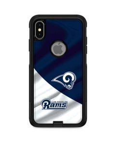 Los Angeles Rams Flag Otterbox Commuter iPhone Skin