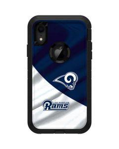 Los Angeles Rams Flag Otterbox Defender iPhone Skin