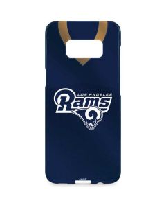 Los Angeles Rams Team Jersey Galaxy S8 Plus Lite Case