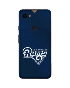 Los Angeles Rams Team Jersey Google Pixel 3a Skin