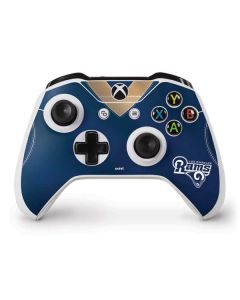 Los Angeles Rams Team Jersey Xbox One S Controller Skin