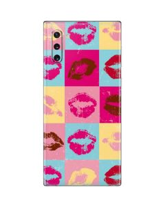 Lots Of Kisses Galaxy Note 10 Skin
