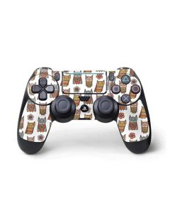 Lotsa Owls PS4 Pro/Slim Controller Skin