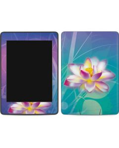 Lotus Amazon Kindle Skin