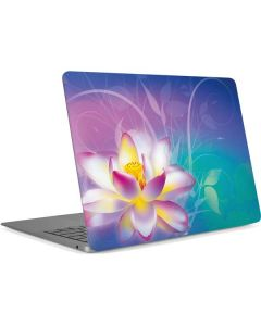 Lotus Apple MacBook Air Skin