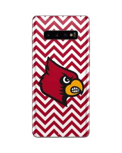 Louisville Chevron Galaxy S10 Plus Skin