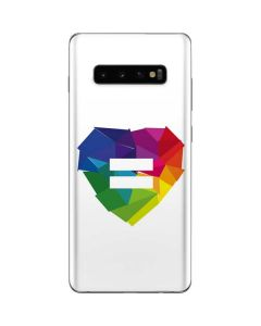 Love Is Equal Galaxy S10 Plus Skin