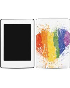 Love Is Love Heart Amazon Kindle Skin