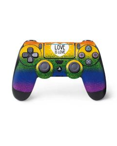 Love Is Love Rainbow PS4 Pro/Slim Controller Skin