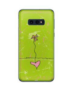 Love.Learn.Live.Grow Galaxy S10e Skin