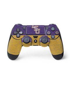 LSU Split PS4 Controller Skin