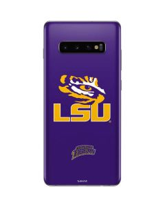 LSU Tiger Eye Galaxy S10 Plus Skin
