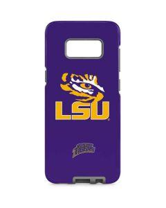 LSU Tiger Eye Galaxy S8 Pro Case