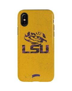 LSU Tiger Eye Gold iPhone X Pro Case