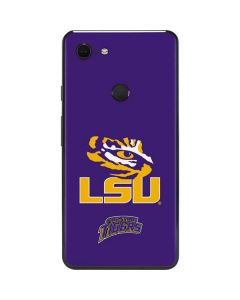 LSU Tiger Eye Google Pixel 3 XL Skin
