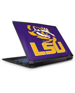 LSU Tiger Eye GP62X Leopard Gaming Laptop Skin