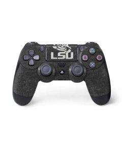 LSU Tiger Eye Grey PS4 Controller Skin