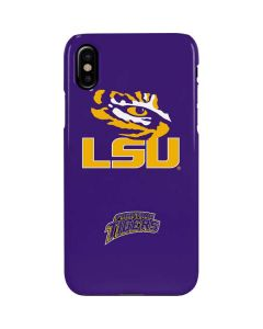 LSU Tiger Eye iPhone XS Max Lite Case