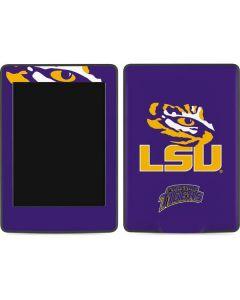 LSU Tiger Eye Amazon Kindle Skin