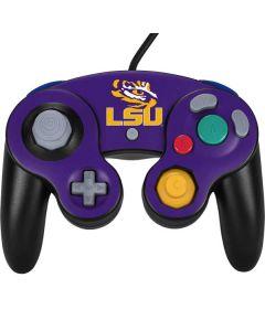 LSU Tiger Eye Nintendo GameCube Controller Skin
